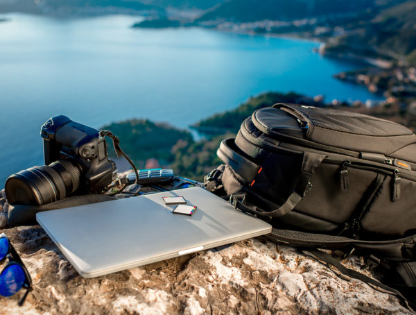 6 Tips for Traveling Efficiently with Your Photography Gear