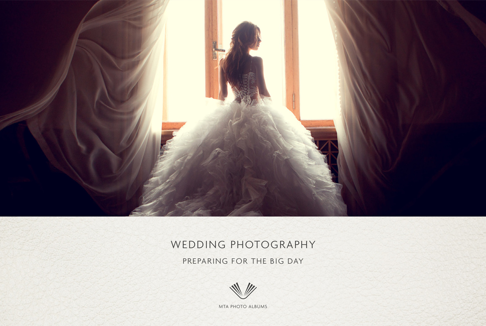 Wedding Photography - Preparing For The Big Day